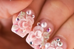 3d-Flower-Nail-Art-Design